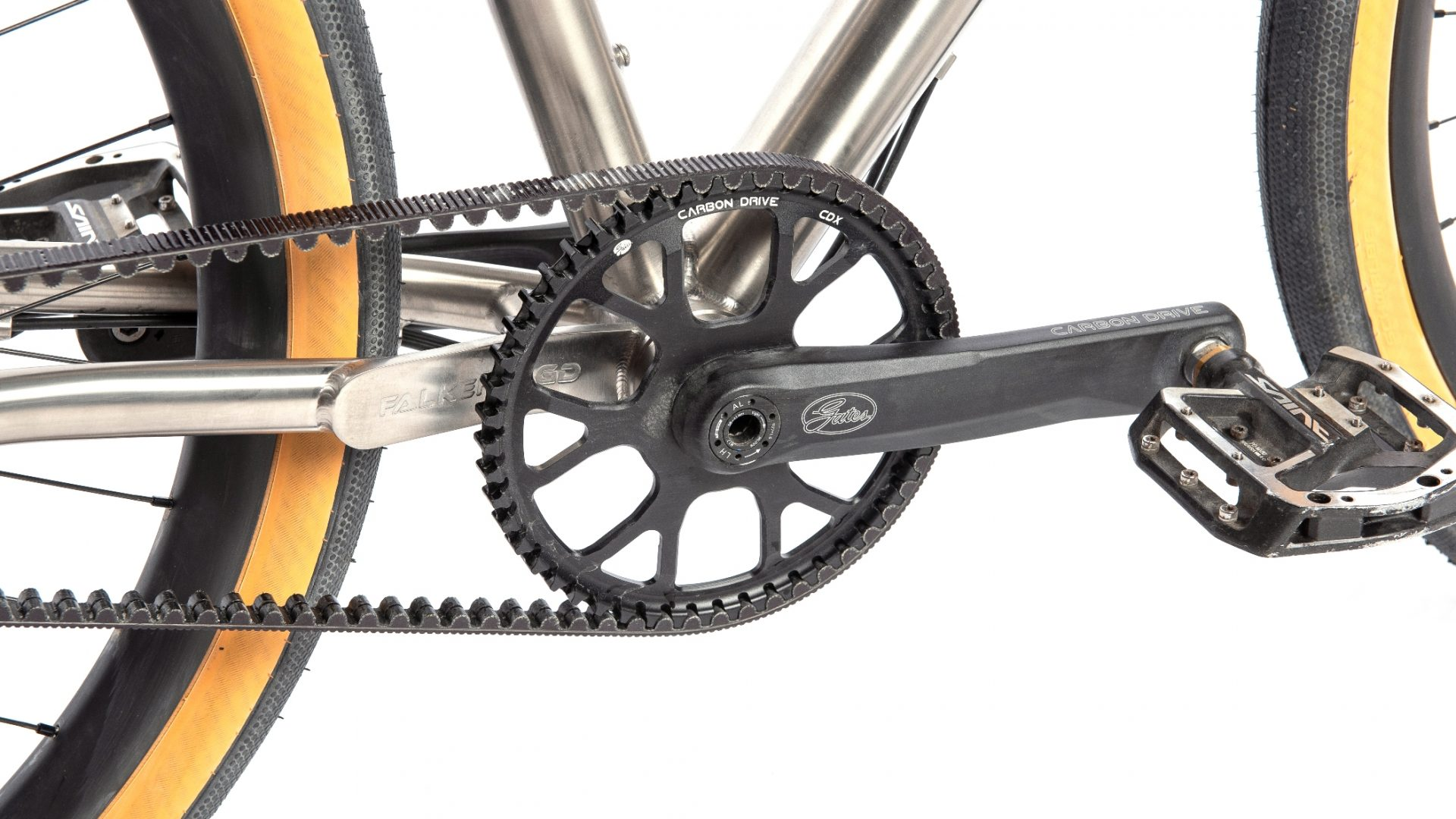 One Bike for Life in Vollendung aus Titan